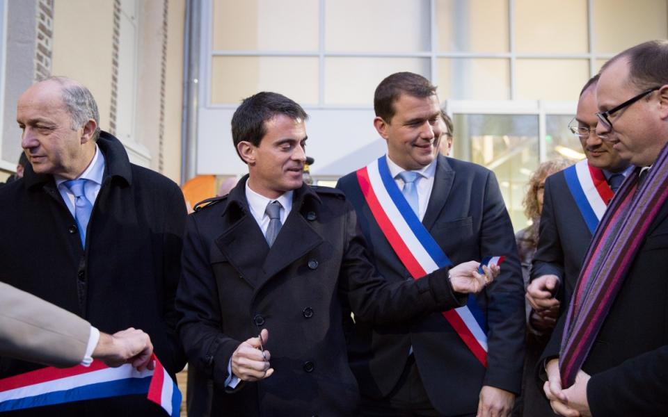 """Inauguration de la médiathèque """"Le Séquoïa"""" à Maromme"""