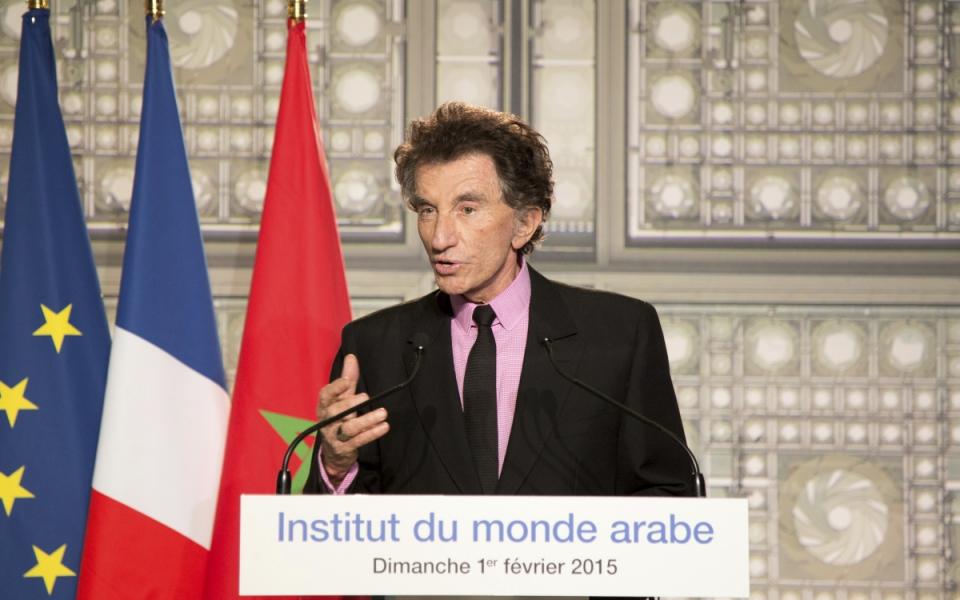 Mot de bienvenue de Jack Lang, président de l'Institut du monde arabe