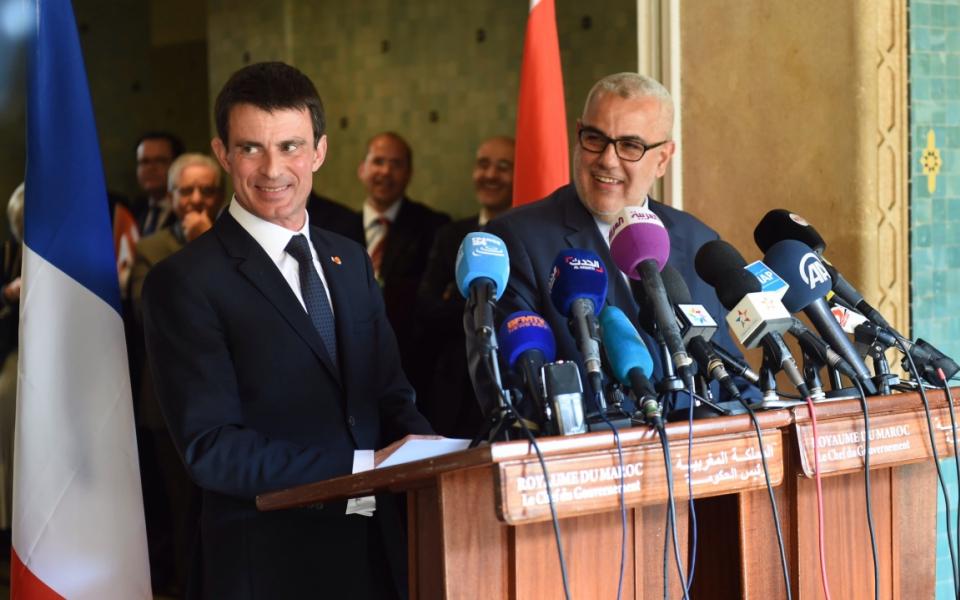 Déclaration à la presse de Manuel Valls et Abdel-Ilah Benkirane, Chef du gouvernement du Maroc