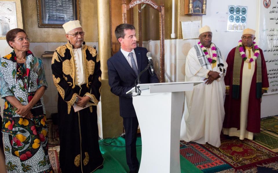 Déplacement à Mayotte