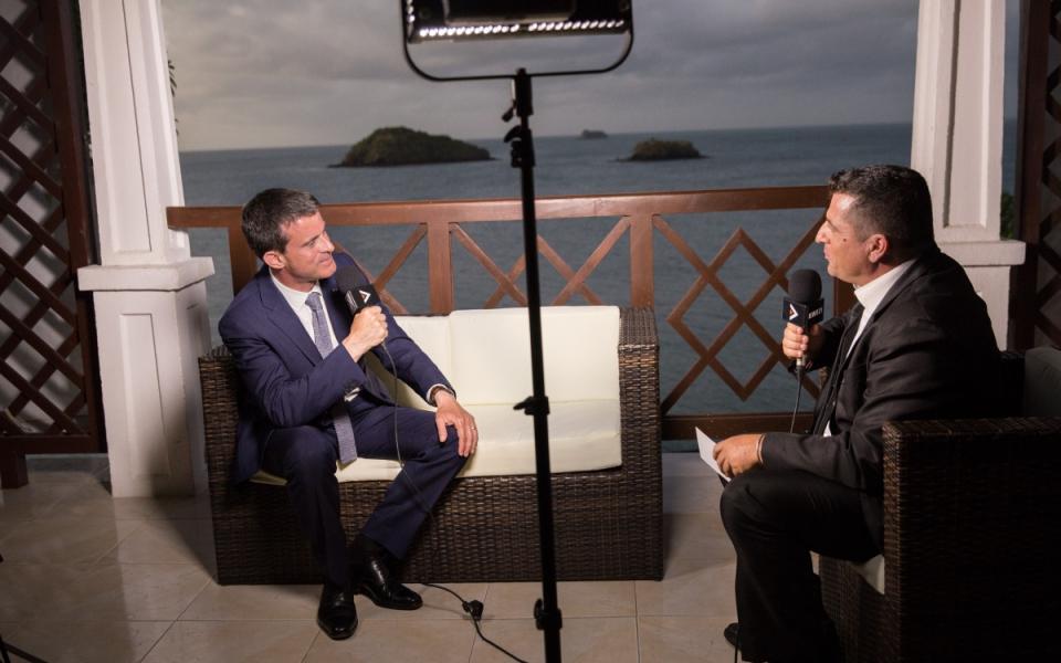 Interview de Manuel Valls