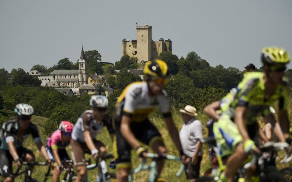 12e Étape du Tour de France 2015