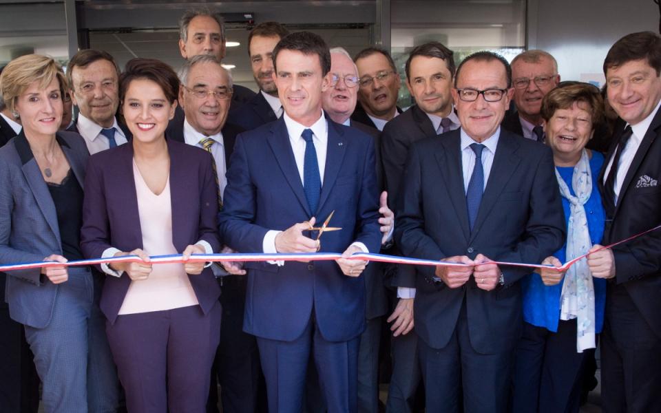 Inauguration de la nouvelle résidence étudiante Jean Zay