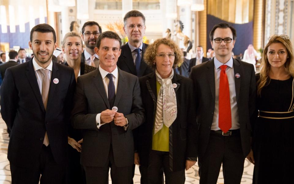 Manuel Valls et Muriel Pénicaud