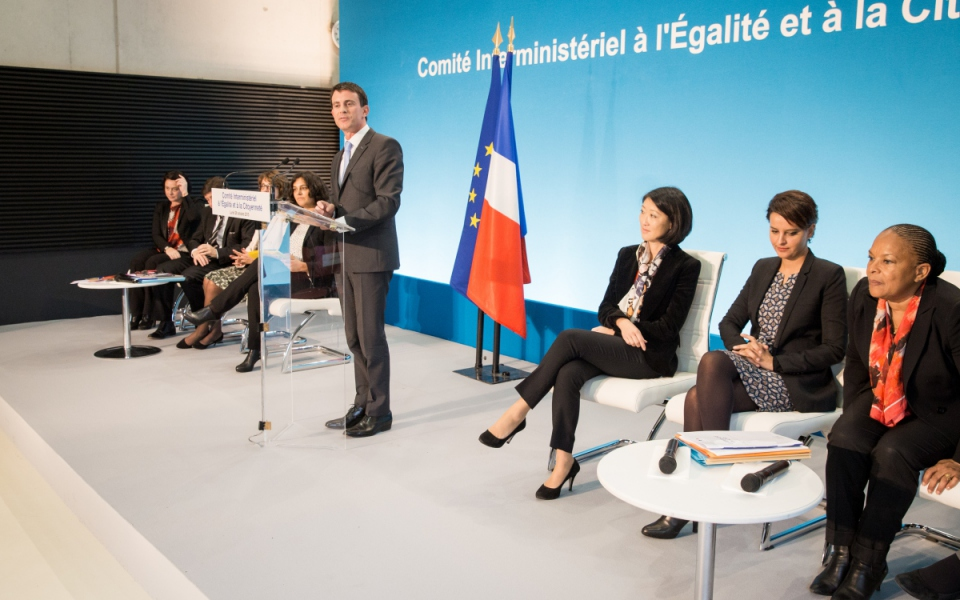 Discours de Manuel Valls à l'occasion de l'installation du Conseil national des villes