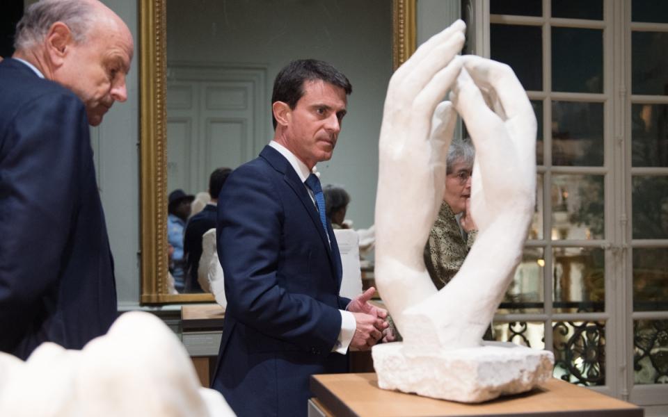 Visite du musée Rodin rénové