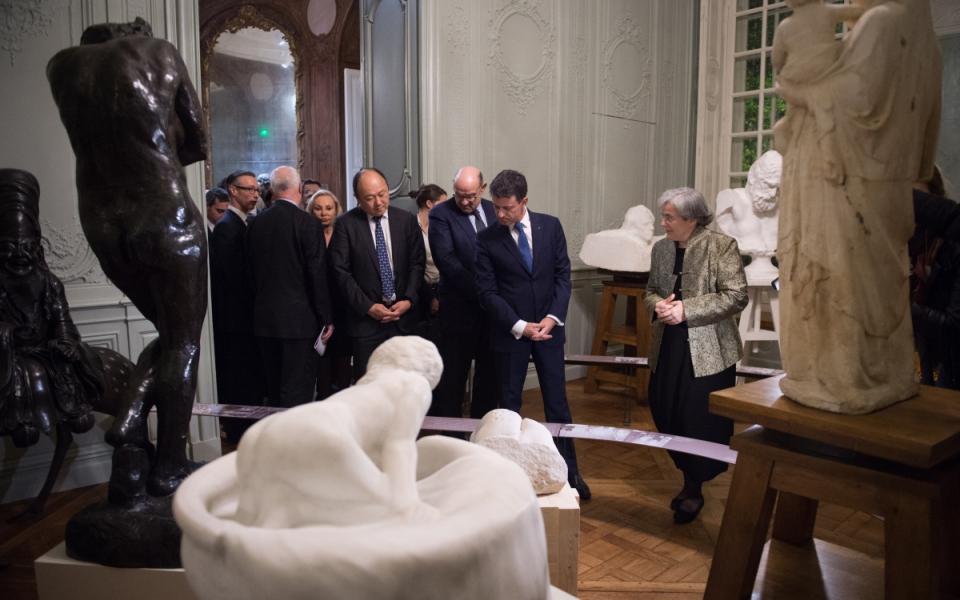 Visite du musée Rodin