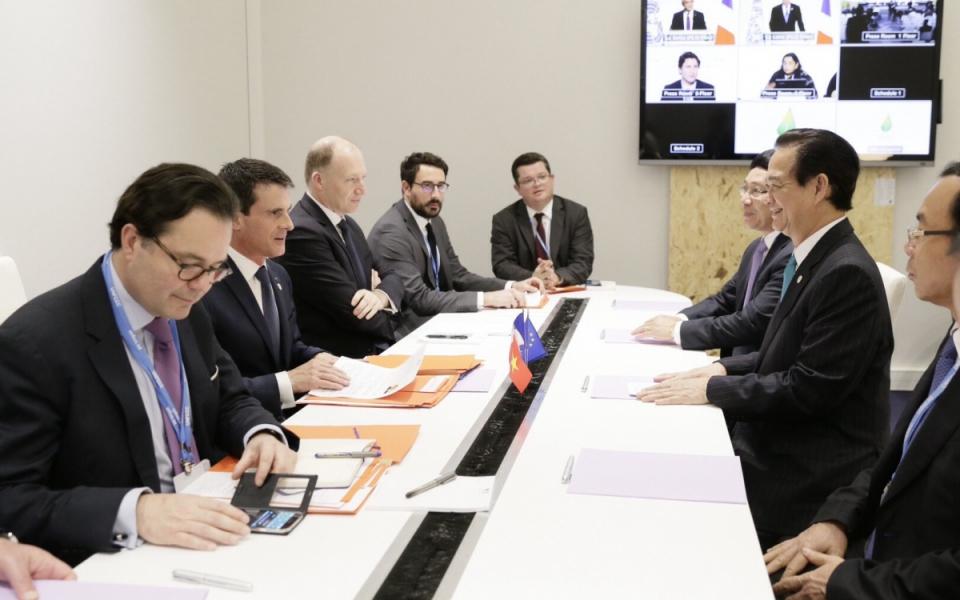 Entretien avec Nguyen Tan Dung, Premier ministre de la République socialiste du Vietnam