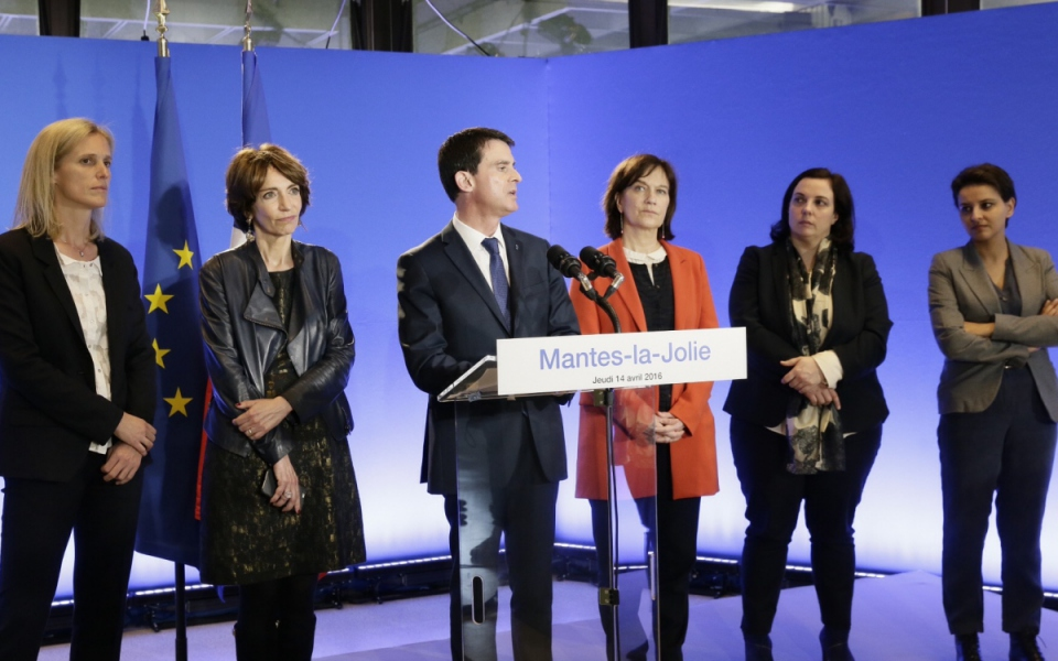Allocution du Premier ministre sur le plan pluriannuel contre la pauvreté et pour l'inclusion sociale
