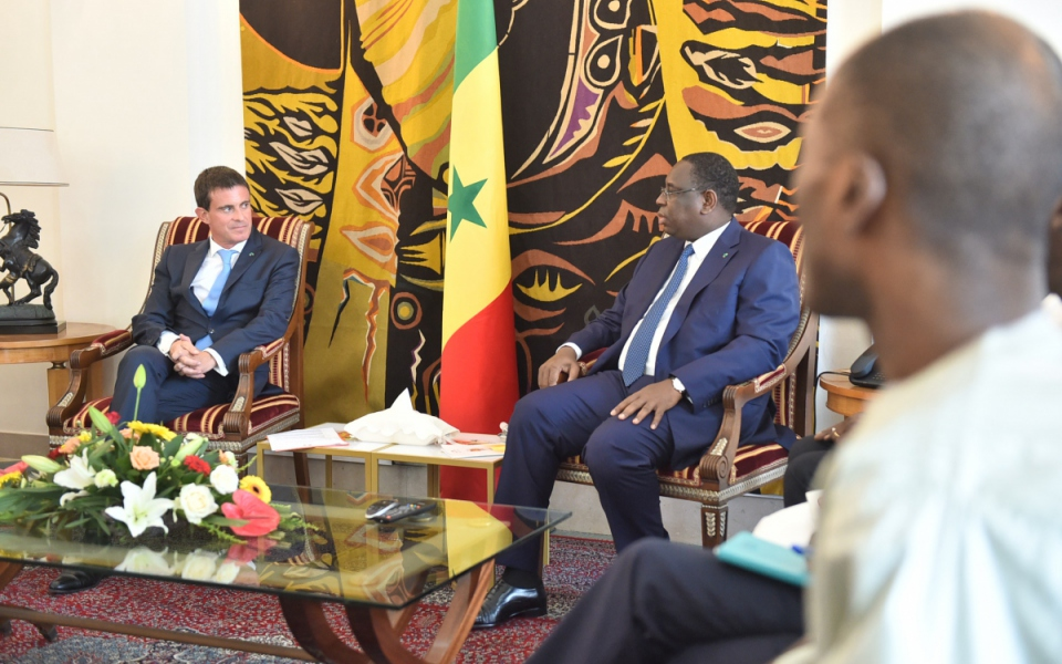 Entretien avec S. Exc. Macky Sall, Président de la République du Sénégal