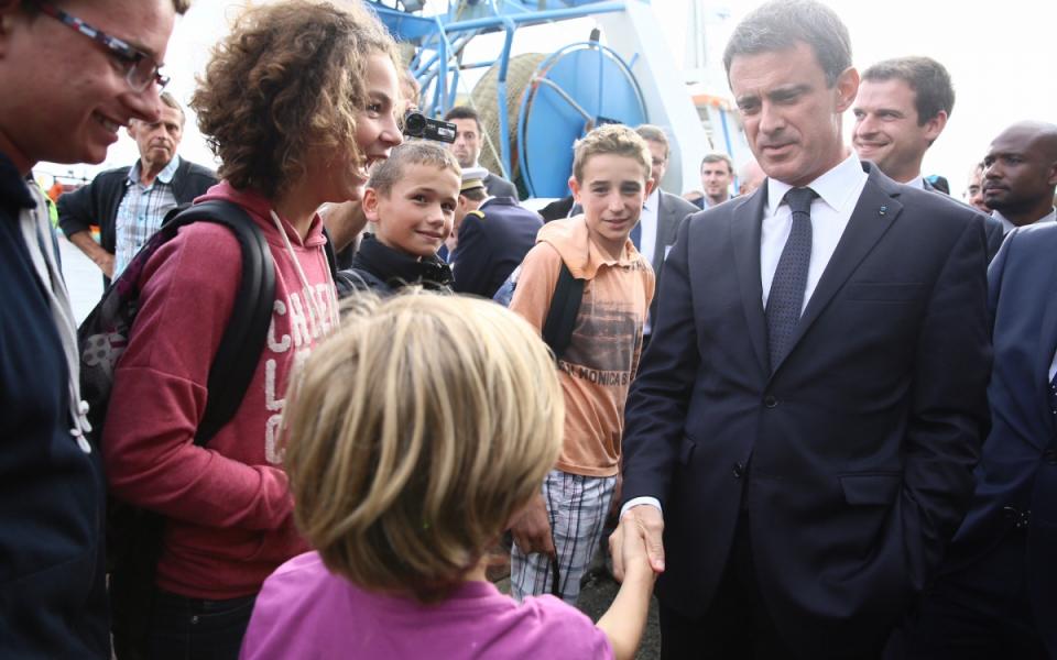 Déplacement en Bretagne