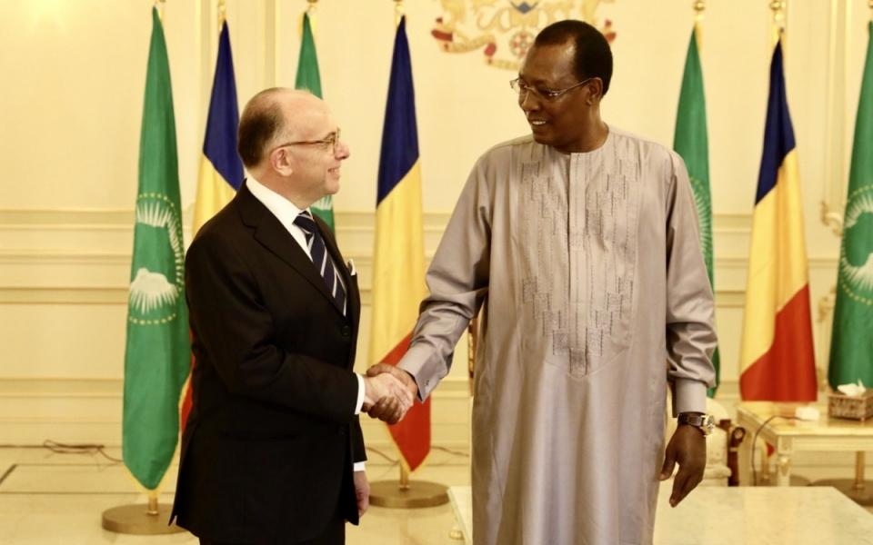 Entretien avec le président de la République du Tchad, Idriss Déby Itno