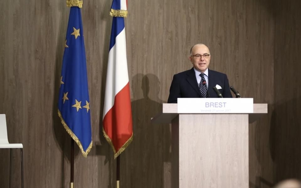 Le Premier ministre en déplacement à Brest