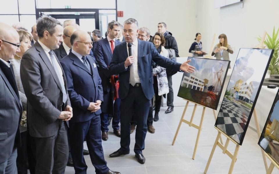Présentation du projet de campus numérique Brest Bouguen