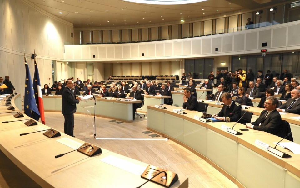 Discours du Premier ministre à l'occasion de la signature du Pacte métropolitain d'innovation de Rennes Métropole