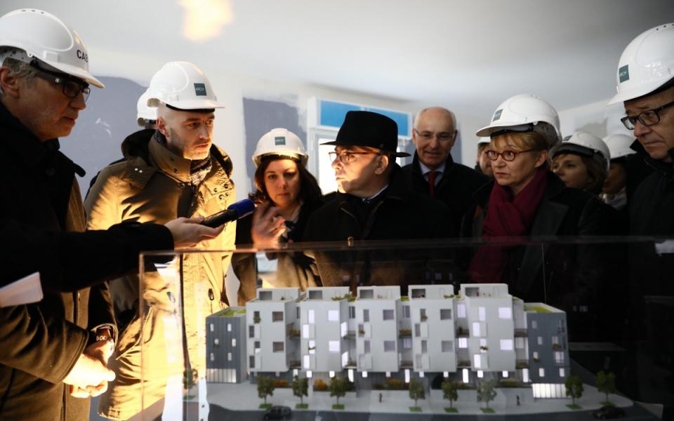 Présentation des zones d'aménagement concentrés (ZAC) dans le projet Rennes 2030