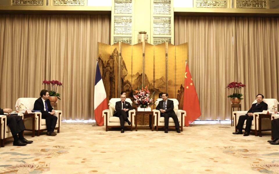 23/02 - Entretien entre le Premier ministre et le secrétaire du Parti de la province du Hubei