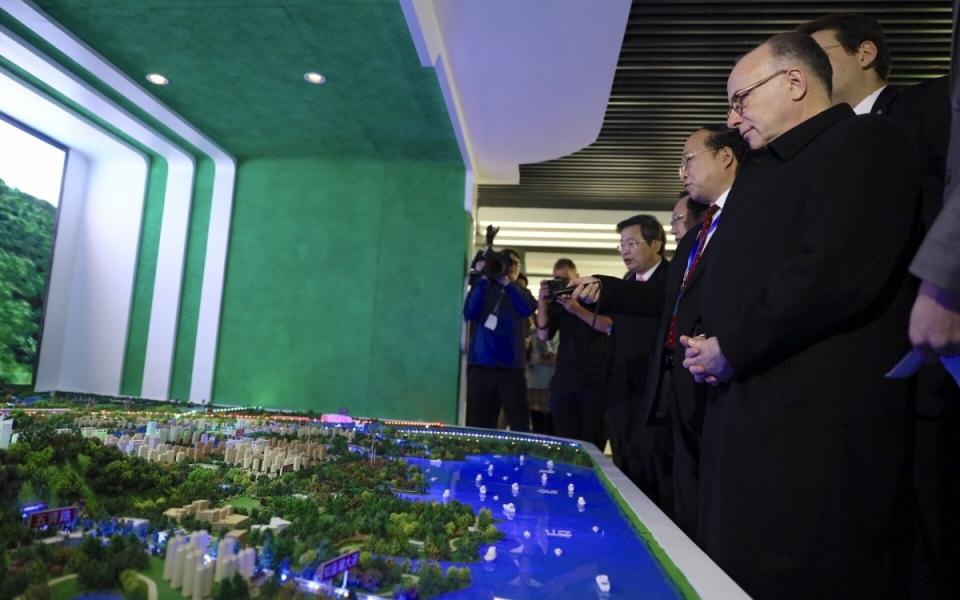 23/02 - Présentation de la coopération franco-chinoise dans le domaine de la ville durable