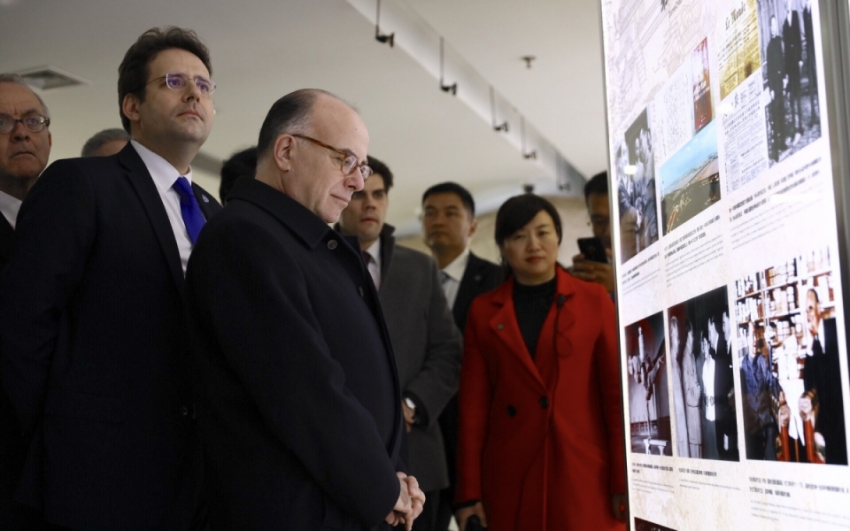 23/02 - Visite du musée de la planification de la ville durable