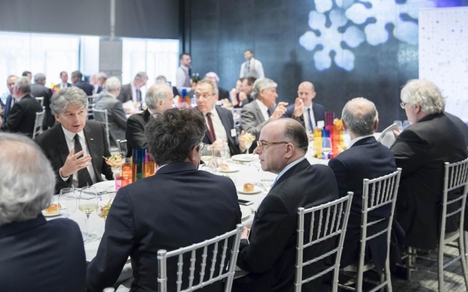 Le Premier ministre participe au déjeuner annuel de l'ANRT