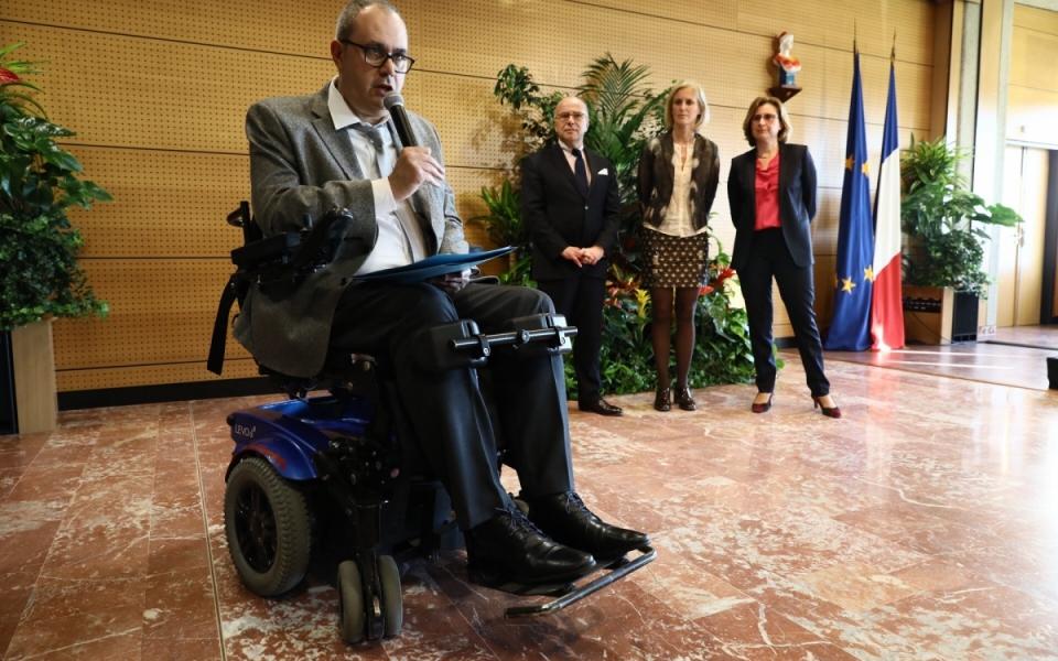 Pyrénées-Orientales - Le Premier ministre à Perpignan pour le lancement de la nouvelle carte mobilité inclusion