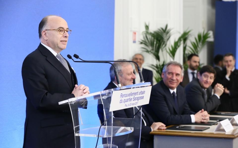 Discours précédant la signature de la convention avec l'Agence Nationale pour la Rénovation Urbaine (ANRU)