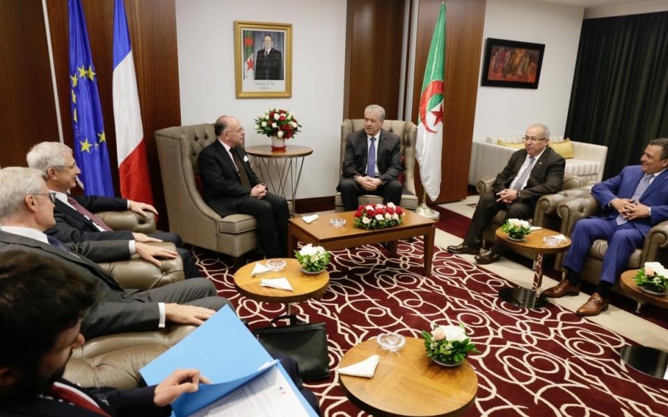 05/04 - Entretien entre les deux Premiers ministres