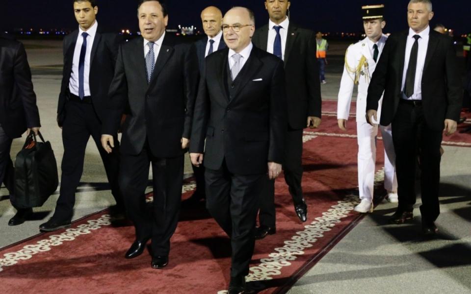 06/04 - Arrivée du Premier ministre à l'aéroport international Tunis-Carthage