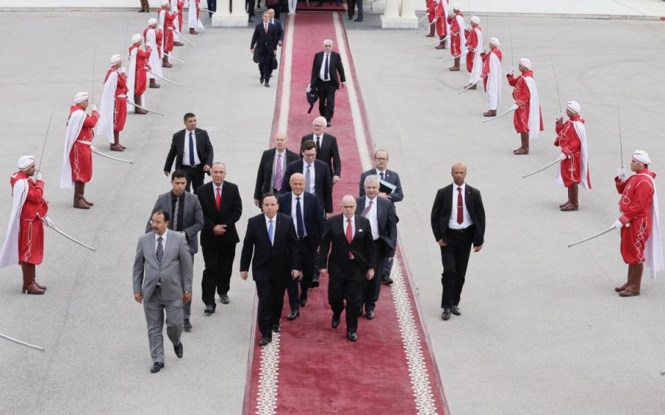 07/04 - Retour du Premier ministre en France