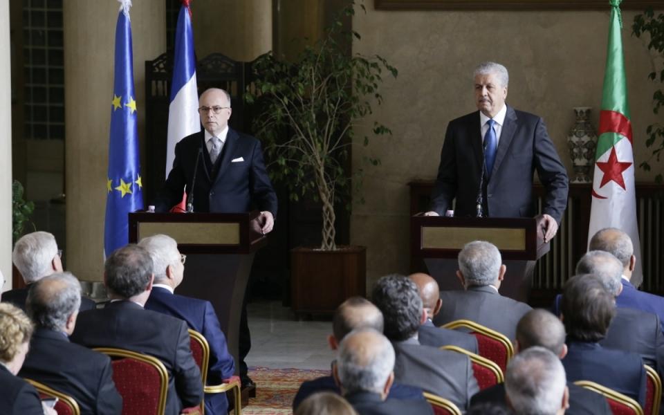 06/04 - Point presse des deux Premiers ministres