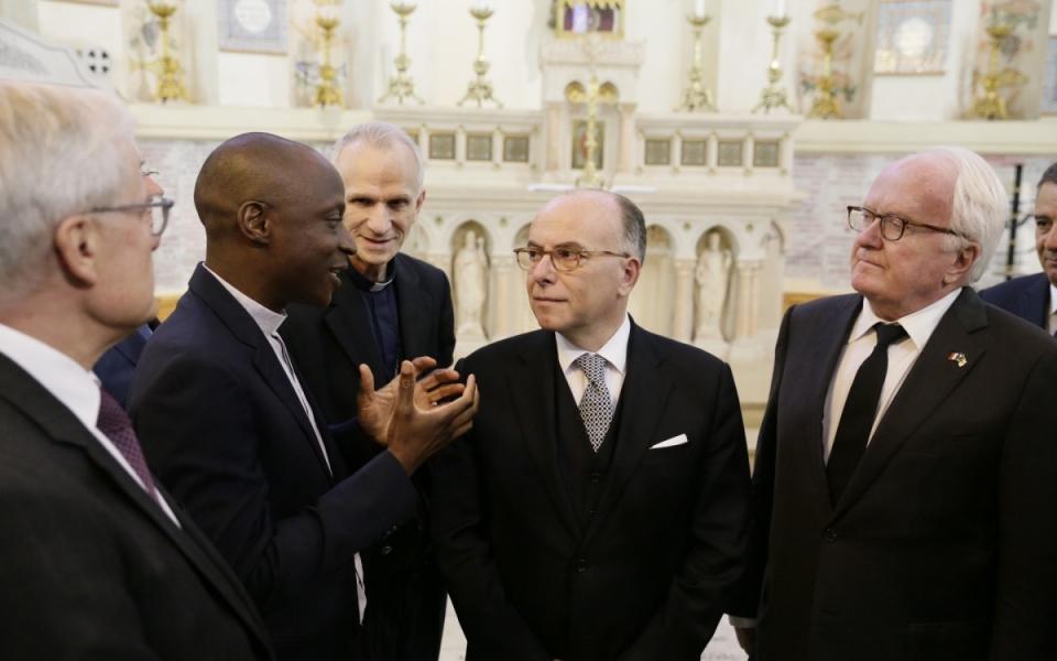 06/04 - Visite de Notre-Dame d'Afrique