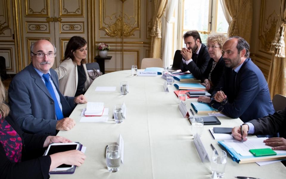 Entretien avec Luc Bérille, secrétaire général de l'UNSA - mardi 30 mai