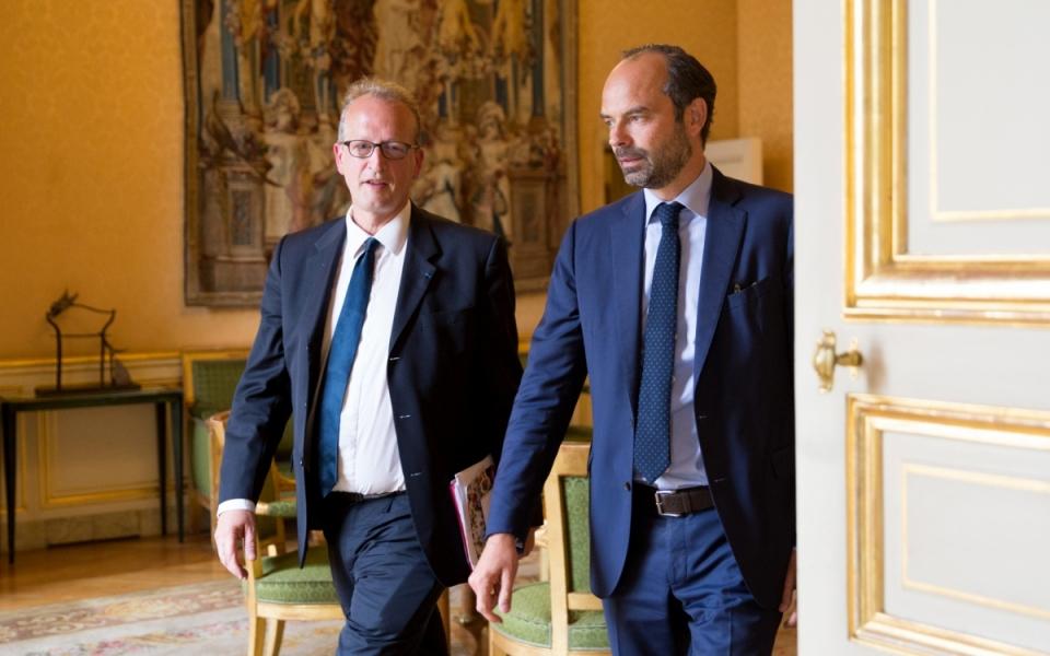 Entretien avec Hugues Vidor, président de l'UDES - mardi 30 mai