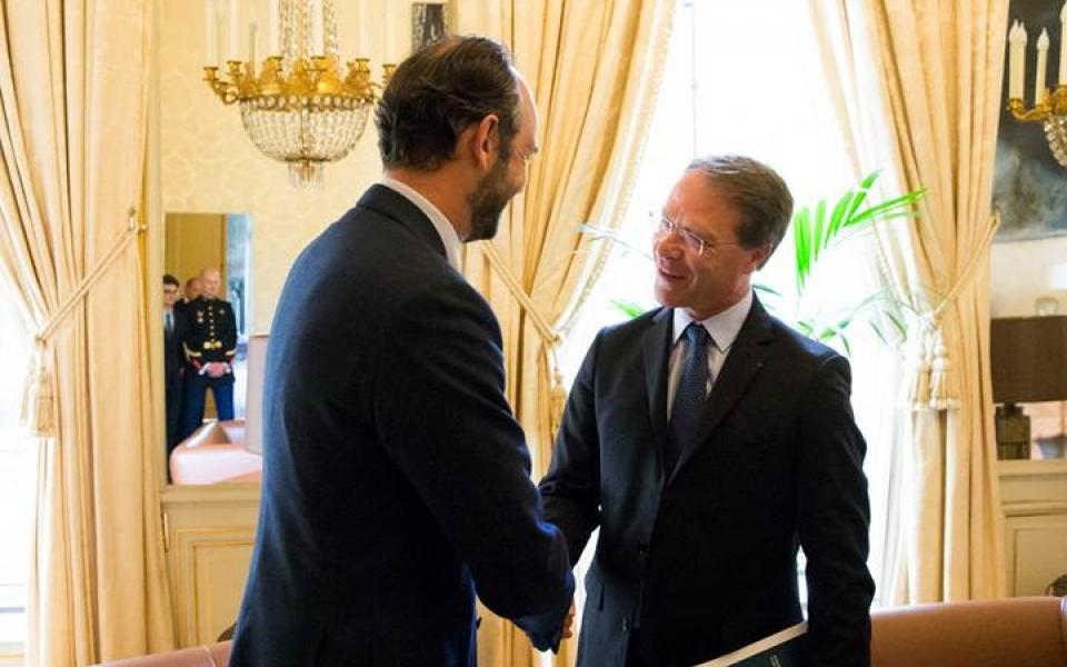 Entretien avec François Asselin (CPME) - lundi 29 mai
