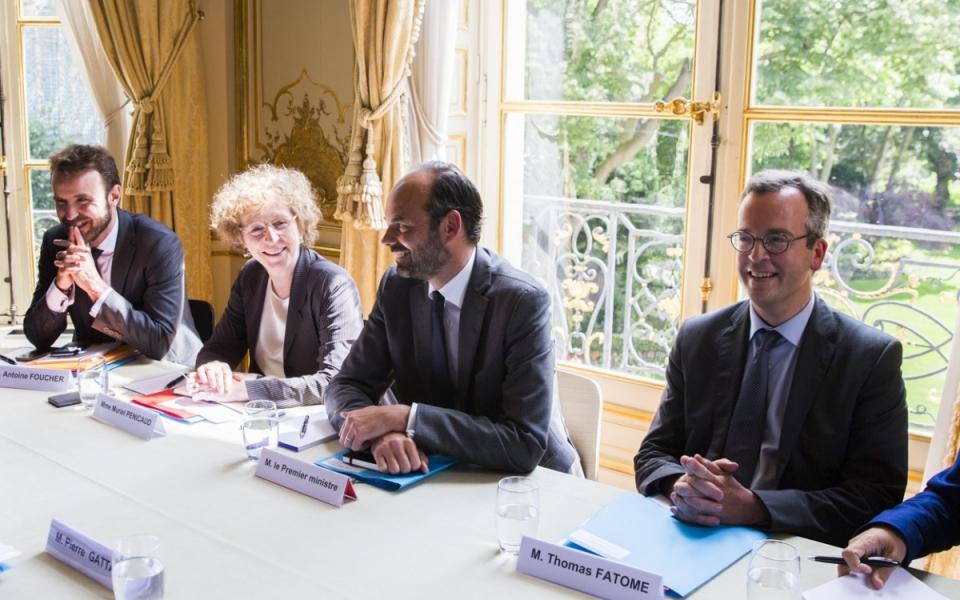Édouard Philippe et Muriel Pénicaud - mercredi 24 mai