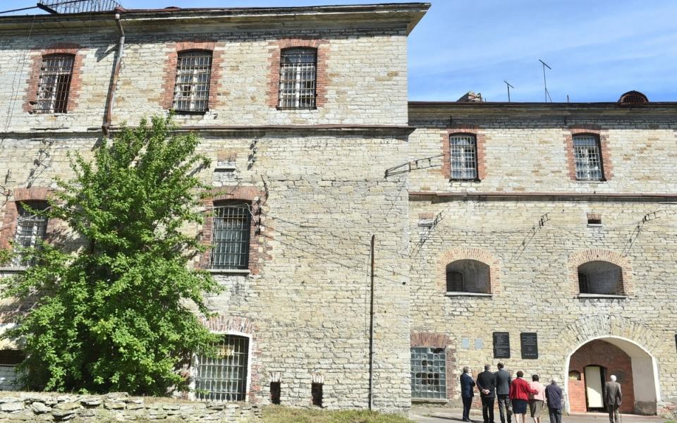 L'ancienne prison de Patarei à Tallinn