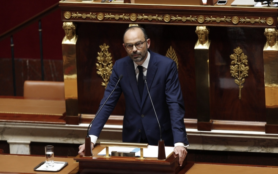 Le Premier ministre prononce sa déclaration de politique générale