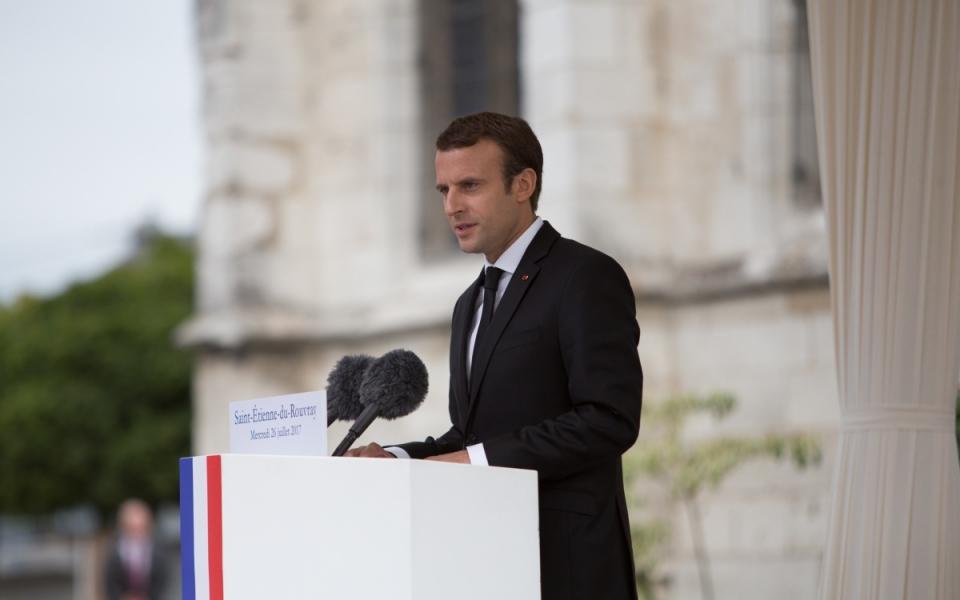 Le Président de la République s'est exprimé à cette occasion