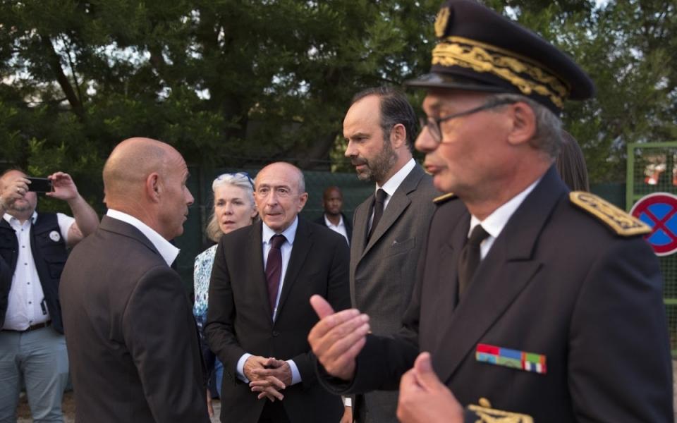 Rencontre avec le maire de Bormes-les-Mimosas