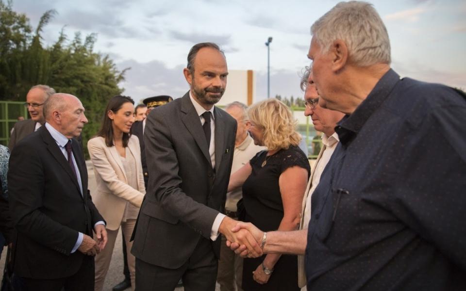 Le Premier ministre a témoigné son soutien aux locaux