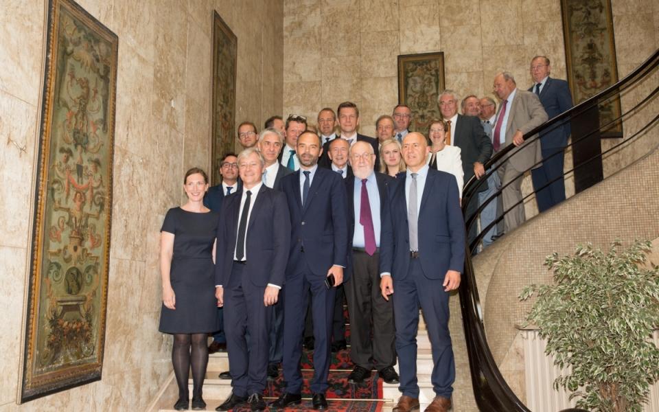 Edouard Philippe et les élus locaux