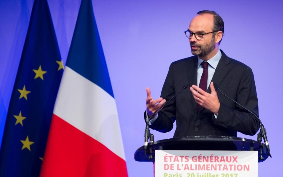 Discours d'ouverture d'Édouard Philippe