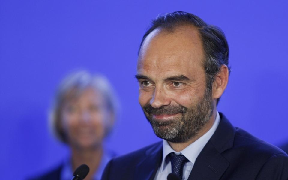 Edouard Philippe lors du séminaire gouvernemental, le 1er juillet