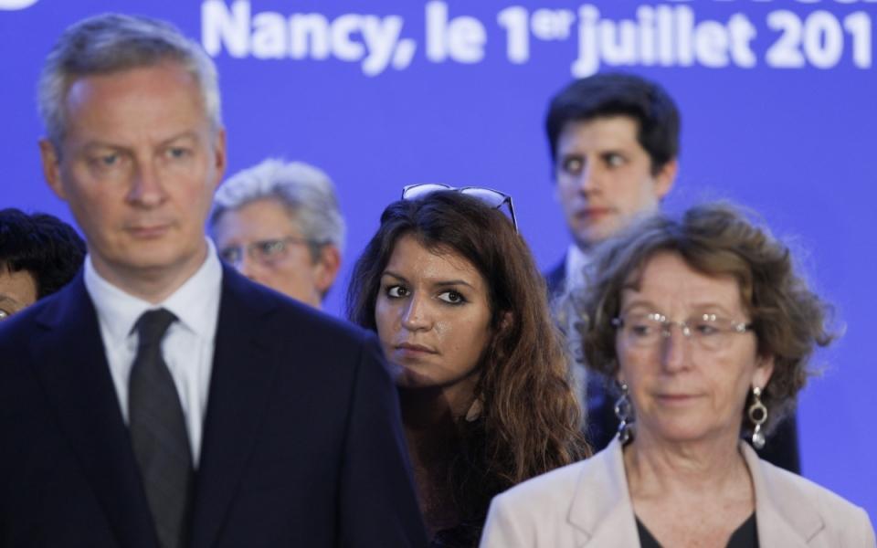 Bruno Le Maire et Muriel Pénicaud lors du séminiaire gouvernemental, le 1er juillet