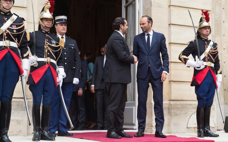 Entretien avec Saad Hariri