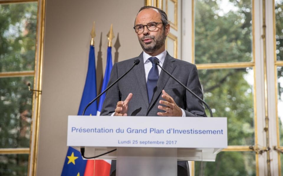 Présentation du Grand Plan d'Investissement