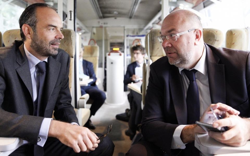 Le Premier ministre et le ministre de l'Agriculture et de l'Alimentation se rendent à Châlons-en-Champagne
