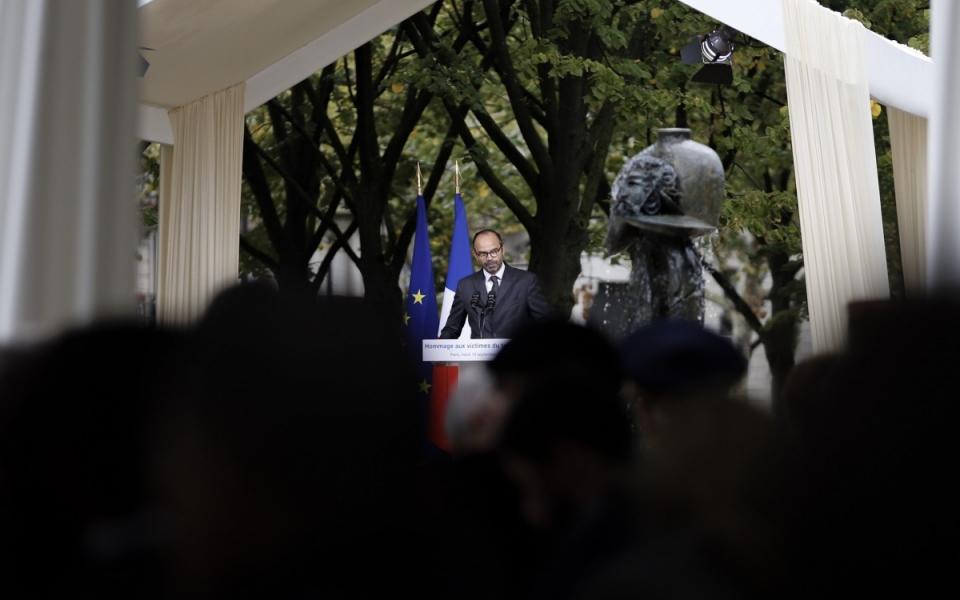Discours du Premier ministre, Édouard Philippe