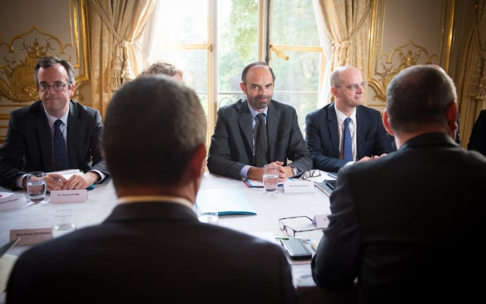 17/10 - Entretien avec le secrétaire général de la CFDT