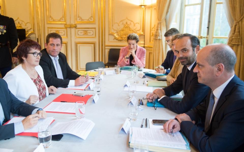 19/10 -  Entretien avec Christiane Lambert, présidente de la FNSEA